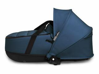 Immagine di Babyzen navicella bassinet 0+ per passeggino Yoyo navy - Navicelle