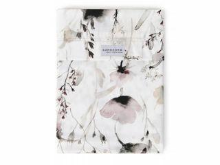 Immagine di Bamboom set lenzuola culla Bedsheet Print Mini papavero 100 x 75 cm - Corredino nanna