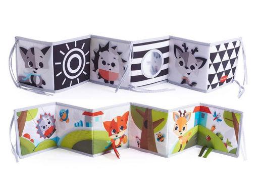 Immagine di Tiny Love libro neonati in tessuto Double-Sided First Book Meadow Days - Educativi