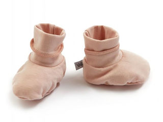 Immagine di Bamboom babbucce per neonato Pure rosa - Calzine per neonato