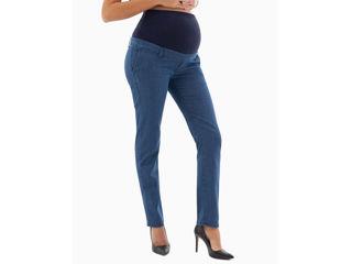 Immagine di Mamajeans jeans premaman Lucca indigo tg XL - Premaman
