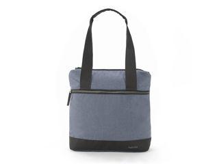 Immagine di Inglesina borsa zaino Back Bag per passeggino Aptica alaska blue - Borse e organizer