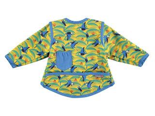 Immagine di Close bavaglino manica lunga Pop 18+ mesi pappagallo - Bavaglini neonato