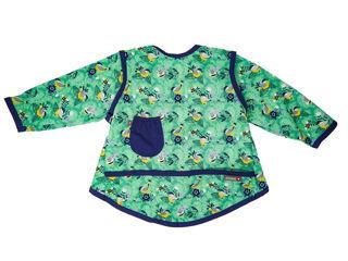 Immagine di Close bavaglino manica lunga Pop 18+ mesi round garden - Bavaglini neonato