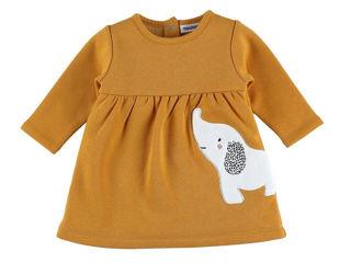 Immagine di Noukie's abito corto arancio tg 12 mesi - Vestiti