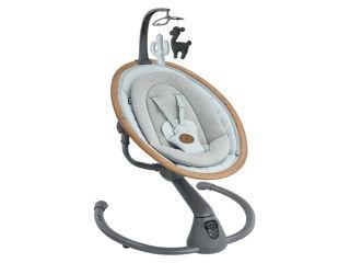 Immagine di Maxi Cosi sdraietta elettrica Cassia essential grey - Sdraiette e altalene