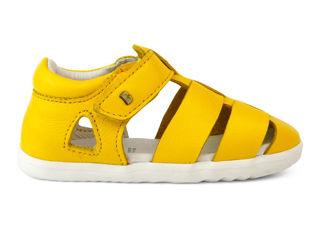 Immagine di Bobux scarpa Step Up Tidal yellow tg. 18 - Scarpine neonato
