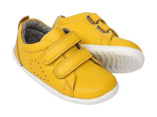 Immagine di Bobux scarpa Step Up Grass Court lemon tg. 22 - Scarpine neonato