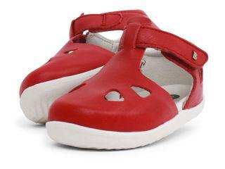 Immagine di Bobux sandalo chiuso Step Up Zap red tg. 18 - Scarpine neonato