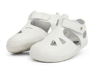 Immagine di Bobux sandalo chiuso Step Up Zap white tg. 18 - Scarpine neonato