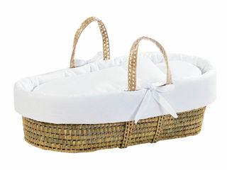 Immagine di Picci cesta portabebè Colorelle bianco - Culle