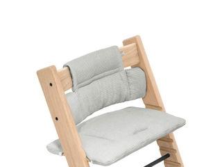Immagine di Stokke cuscino imbottito per Tripp Trapp nordic grey - Accessori seggiolone