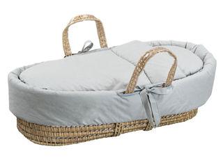Immagine di Picci cesta portabebè Colorelle grigio - Culle