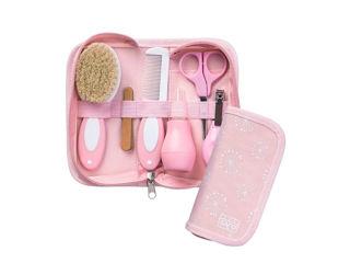 Immagine di Saro Baby necessaire per neonato rosa - Accessori e giochi