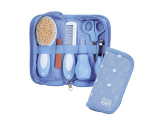 Immagine di Saro Baby necessaire per neonato blu - Accessori e giochi