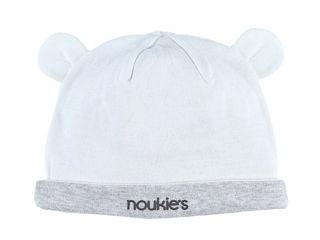 Immagine di Noukie's cappellino Cocon in cotone bianco - Cappelli e guanti