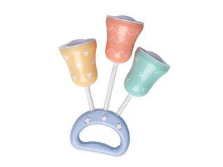 Immagine di Saro Baby il mio primo sonaglio campanelle blu - Giocattoli