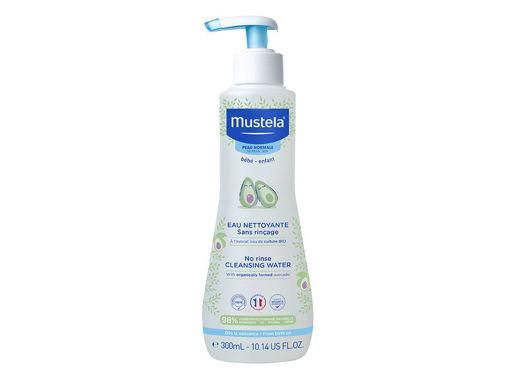 Immagine di Mustela fluido detergente senza risciacquo 300 ml - Creme bambini