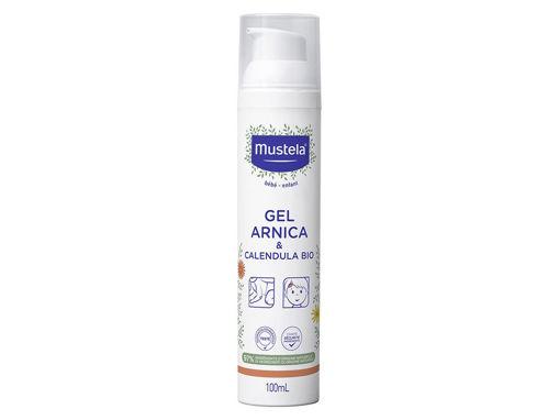 Immagine di Mustela gel arnica e calendula BIO 100 ml - Creme bambini
