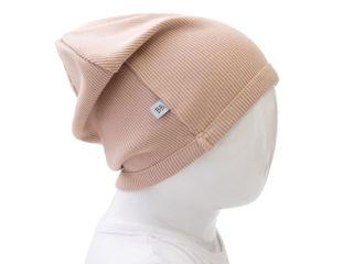 Immagine di Bamboom cappellino con bordino rosa tg 0-6 mesi - Cappelli e guanti