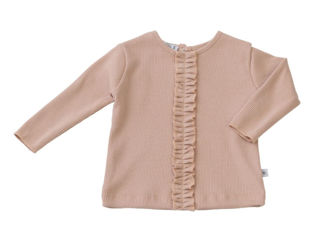 Immagine di Bamboom maglietta manica lunga froufrou rosa tg 3 mesi - T-Shirt e Top