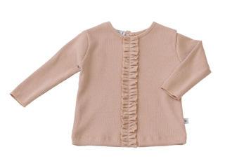Immagine di Bamboom maglietta manica lunga froufrou rosa tg 36 mesi - T-Shirt e Top