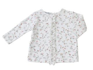 Immagine di Bamboom maglietta manica lunga froufrou fiori tg 3 mesi - T-Shirt e Top