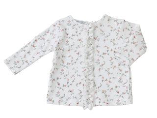 Immagine di Bamboom maglietta manica lunga froufrou fiori tg 18-24 mesi - T-Shirt e Top