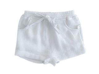 Immagine di Bamboom pantaloncino corto azzurro 234 tg 9-12 mesi - Pantaloni