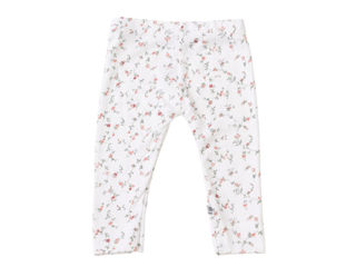 Immagine di Bamboom leggins a costine fiori 247 tg 3 mesi - Pantaloni