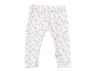 Immagine di Bamboom leggins a costine fiori 247 tg 9-12 mesi - Pantaloni