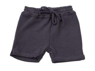 Immagine di Bamboom pantaloncino corto con cordino blu notte 250 tg 9-12 mesi - Pantaloni