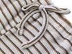 Immagine di Bamboom pantaloncino corto con cordino righe azzurro 250 tg 3 mesi