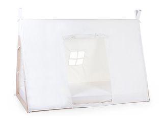 Immagine di Childhome cover per lettino Tipi 140x70 cm bianco - Accessori vari
