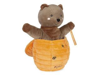 Immagine di Kaloo peluche marionetta Kachoo Ted l'orso - Peluches
