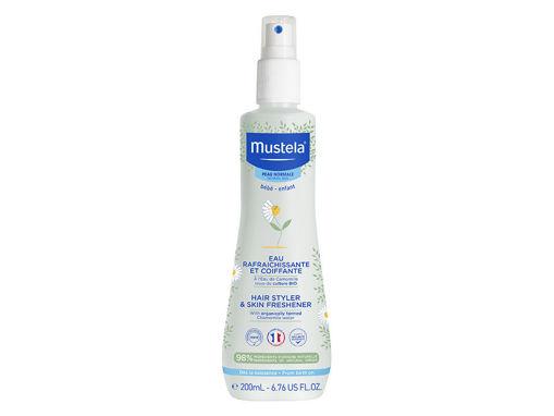 Immagine di Mustela acqua rinfrescante 200 ml - Creme bambini