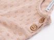 Immagine di Bamboom maglietta manica corta con bordi elastici rosa palline 243 tg 6 mesi