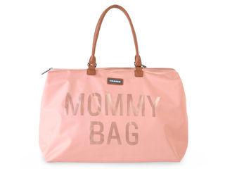 Immagine di Childhome borsa fasciatoio Mommy Bag rosa - Borse e organizer