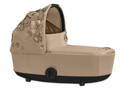 Immagine di Cybex Platinum navicella Mios Lux Simply Flowers beige - Navicelle