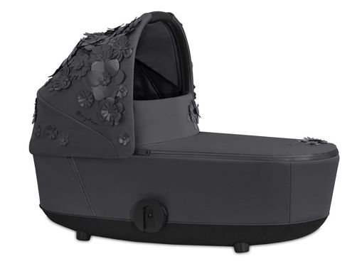 Immagine di Cybex Platinum navicella Mios Lux Simply Flowers grey - Navicelle