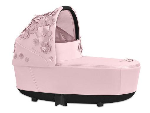 Immagine di Cybex Platinum navicella Priam Lux Simply Flowers pink - Navicelle