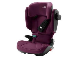 Immagine di Britax-Roemer seggiolino Kidfix i-Size burgundy red - Seggiolini 3-12 anni