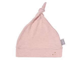 Immagine di Dili Best cappellino bamboo 2 pezzi rosa - Cappelli e guanti