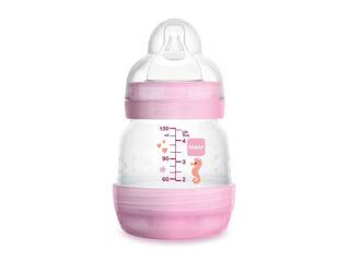 Immagine di MAM biberon Easy Start 130 ml rosa - Biberon