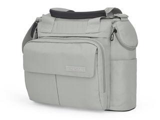 Immagine di Inglesina borsa Dual Bag per passeggino Electa greenwich silver - Borse e organizer