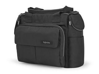 Immagine di Inglesina borsa Dual Bag per passeggino Electa upper black - Borse e organizer