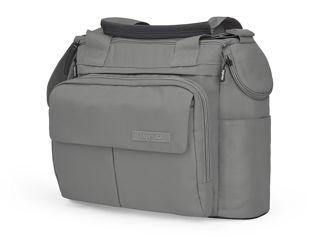 Immagine di Inglesina borsa Dual Bag per passeggino Electa chelsea grey - Borse e organizer