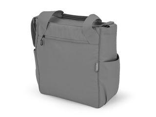 Immagine di Inglesina borsa Day Bag per passeggino Electa chelsea grey - Borse e organizer