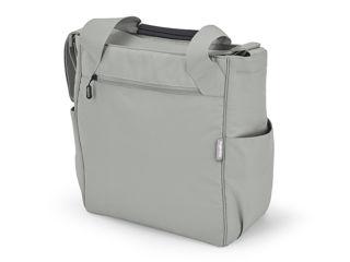Immagine di Inglesina borsa Day Bag per passeggino Electa greenwich silver - Borse e organizer