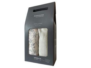 Immagine di Bamboom copertine Swaddle multi-uso 120x120 cm 2 pz pantera - Corredino nanna